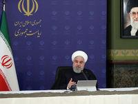 روحانی: خلیج فارس منطقه حساس ومهمی است +فیلم