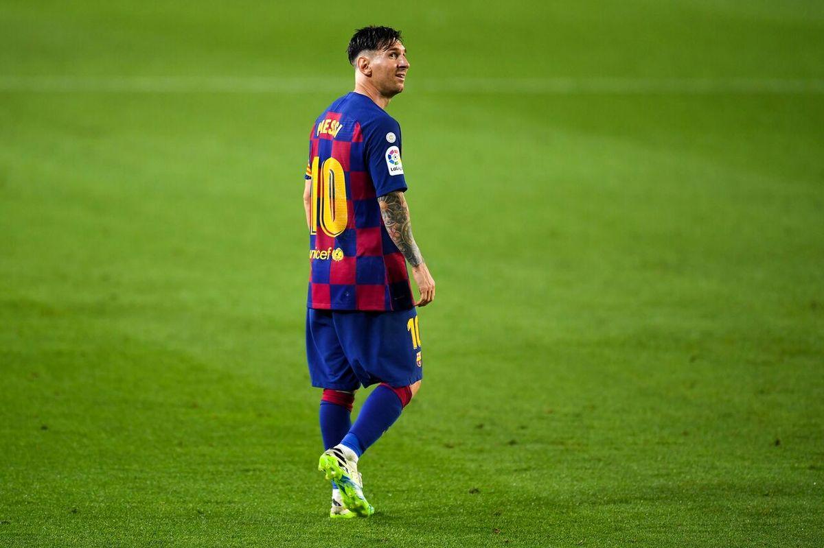 مسی پیشنهاد رویایی رئال مادرید را رد کرد