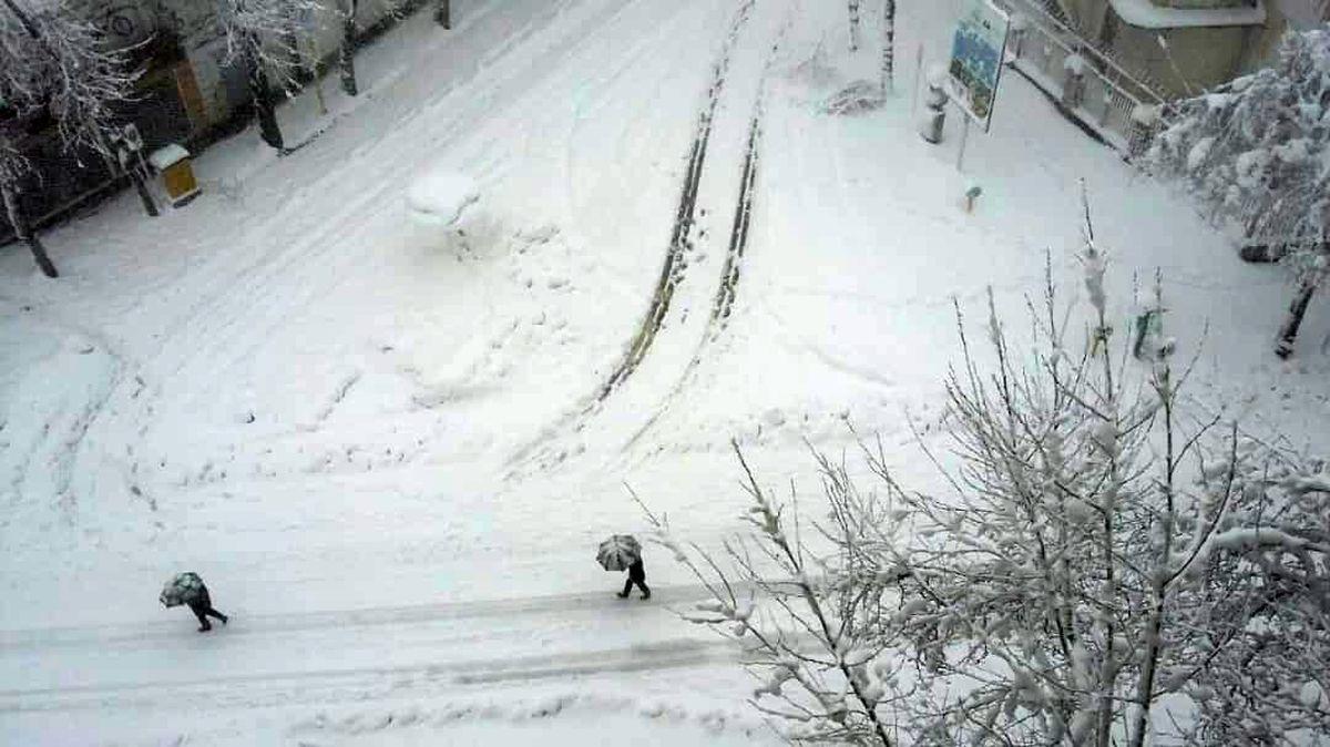 روزهای برفی و سرد در انتظار البرز است