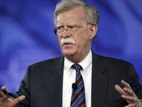 بولتون: با این اقدام، عزم ما برای ایران آشکارتر شد!