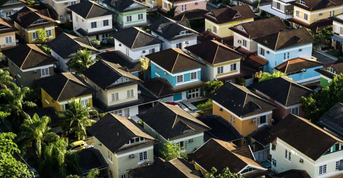 کرونا چه اثری بر بازار املاک دو غول اقتصاد دارد؟