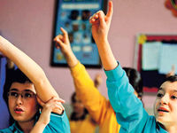 آموزش پیشگیری از کرونا در مدارس