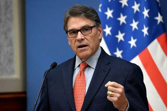 وزیر انرژی آمریکا: ترامپ در پی درگیری نظامی در خلیج فارس نیست