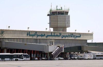مهرآباد نخستین فرودگاه پر تردد کشور