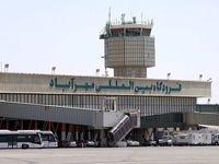 پروازهای خروجی فرودگاه مهرآباد از سر گرفته شد