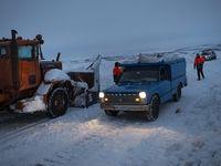 بارش سنگین برف در 8استان از فردا و آمادهباش راهداران