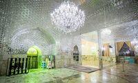 رمضانی متفاوت در امامزاده صالح(ع) +تصاویر