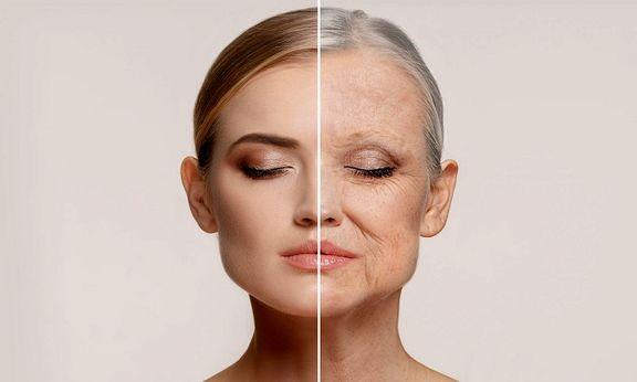 پوست در مسیر افزایش سن