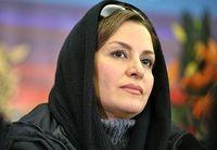 حرفهای تکان دهنده مریلا زارعی در مراسم تشییع ضیاءالدین دری +فیلم
