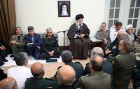 علت افزایش حملات دشمنان احساس خطر آنان از قدرت فزاینده ایران است/  قدرت نظام اسلامی روز بهروز افزایش خواهد یافت