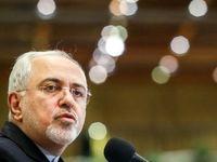 ظریف: گفتوگو و صلح یک تهدید حیاتی برای «تیم ب» است