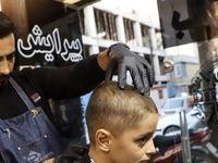 خواننده عرب برای دامادی کودک 7ساله اهوازی آواز خواند +تصاویر