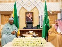 رییسجمهوری که در عربستان «گم» شده است! +عکس