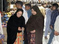 بازار شب عید قربان +تصاویر