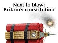 انفجار برگزیت به روایت اکونومیست
