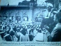رییس جمهور ۲۵ سال پیش در هند +عکس