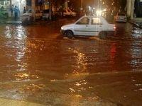 امروز تهران بارشهای شدید و تگرگ دارد