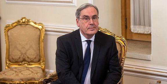 احضار سفیر جدید فرانسه به وزارت امور خارجه