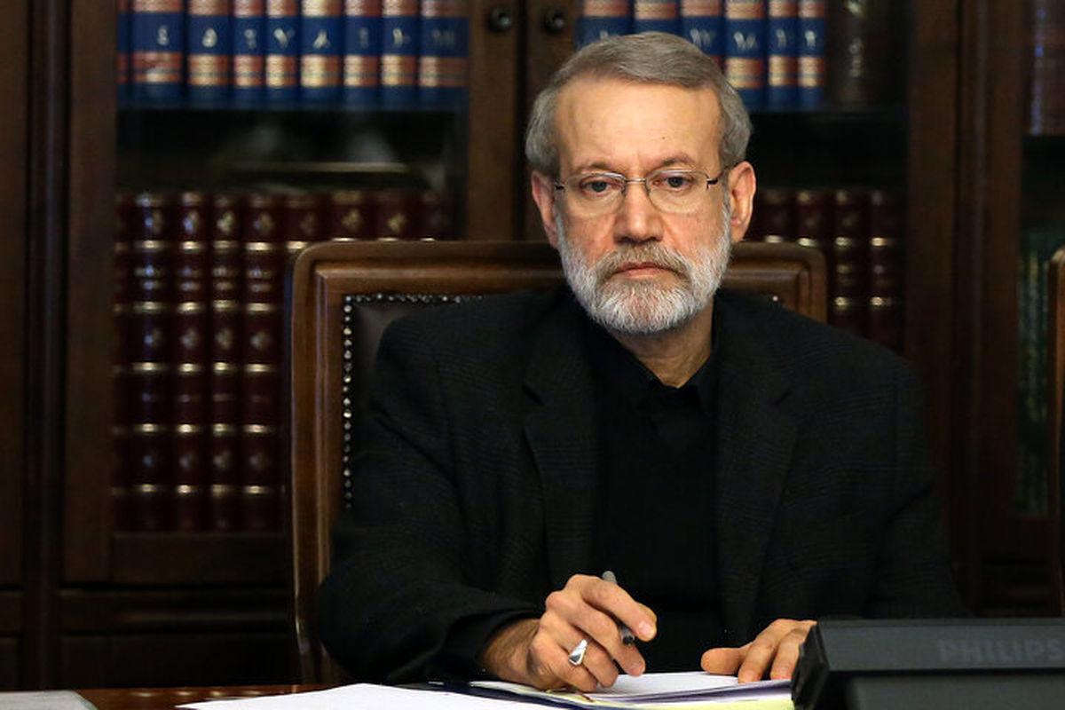بیانیه علی لاریجانی بعد از رد صلاحیت