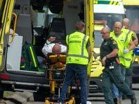 حمله تروریستی مرگبار به دو مسجد در نیوزیلند +تصاویر