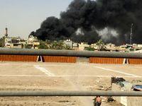 مرکز نگهداری صندوقهای رای در عراق دچار آتشسوزی شد