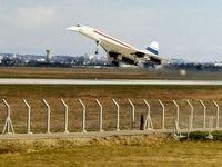 اولین هواپیمای مسافری مافوق صوت دنیا +تصاویر