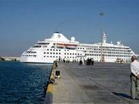 گردشگران خارجی از راه دریای خزر به ایران میآیند