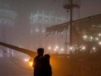 آلودگی هوای وحشتناک پایتخت کشور مقدونیه +عکس