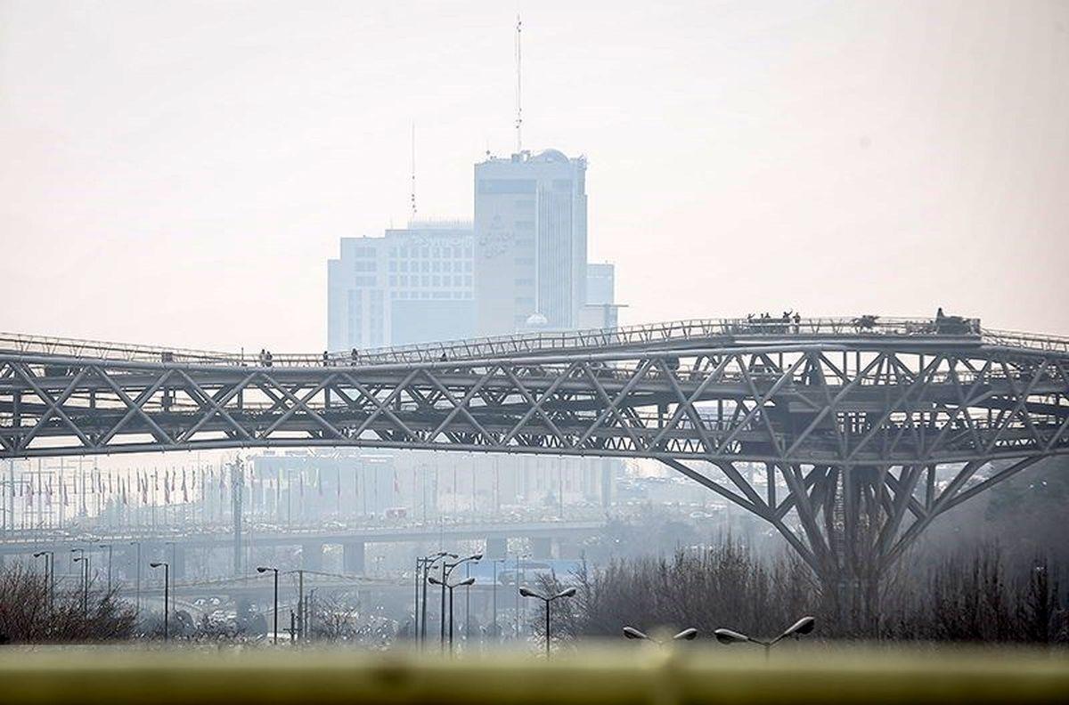 آلودگی هوا در راه شهرهای پرجمعیت و صنعتی