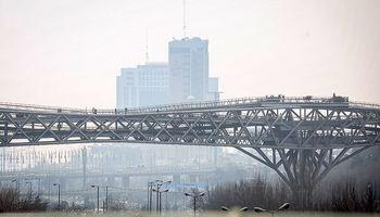 کاهش ۷درصدی آلودگی در کل شهر تهران
