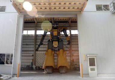 ربات غول پیکر