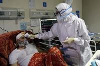 تصویری از پرستار ایرانی که همه را شوکه کرد +عکس