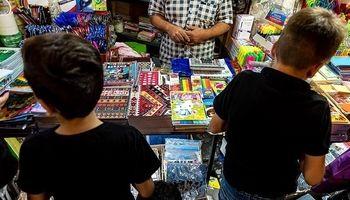 خرید لوازم التحریر در آستانه بازگشایی مدارس-تبریز +عکس