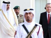 اردوغان: ساخت پایگاه نظامی جدید ترکیه در قطر پایان یافت