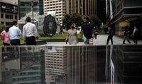 روند سقوط اقتصاد سنگاپور کند شد/ بهبود اقتصاد به سیاستهای پولی بستگی دارد