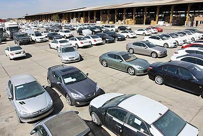 اثرمالیات بر خودرو در تقاضا