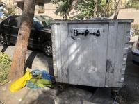 علت بد بو بودن مخازن زباله سطح شهر/ مردم فرصت شستشو به شهرداری نمیدهند