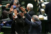 حاشیههای جلسه رای اعتماد به وزیر پیشنهادی صمت +عکس