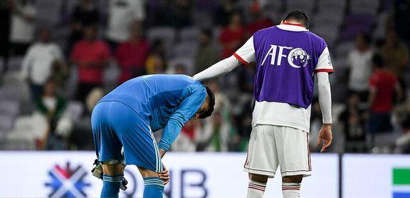 دست خالی فوتبال ایران در آسیا نشانه چیست؟