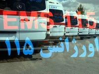 استقرار اورژانس در محورهای منتهی به تهران