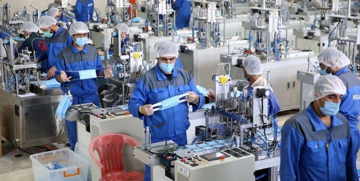 قطع سهمیه پارچه برخی واحدهای تولیدکننده ماسک