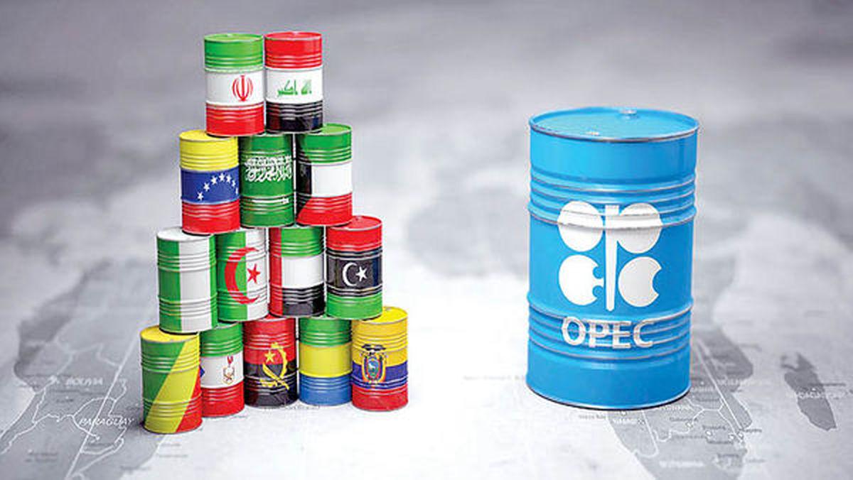 کنترل قیمت نفت دست اوپک پلاس است