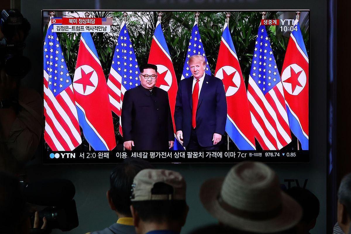 انجام دور جدید مذاکرات آمریکا و کره شمالی بهزودی