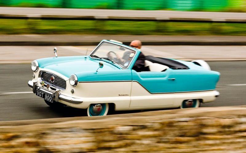 ۲۲ ماشین جذاب تاریخ صنعت خودرو