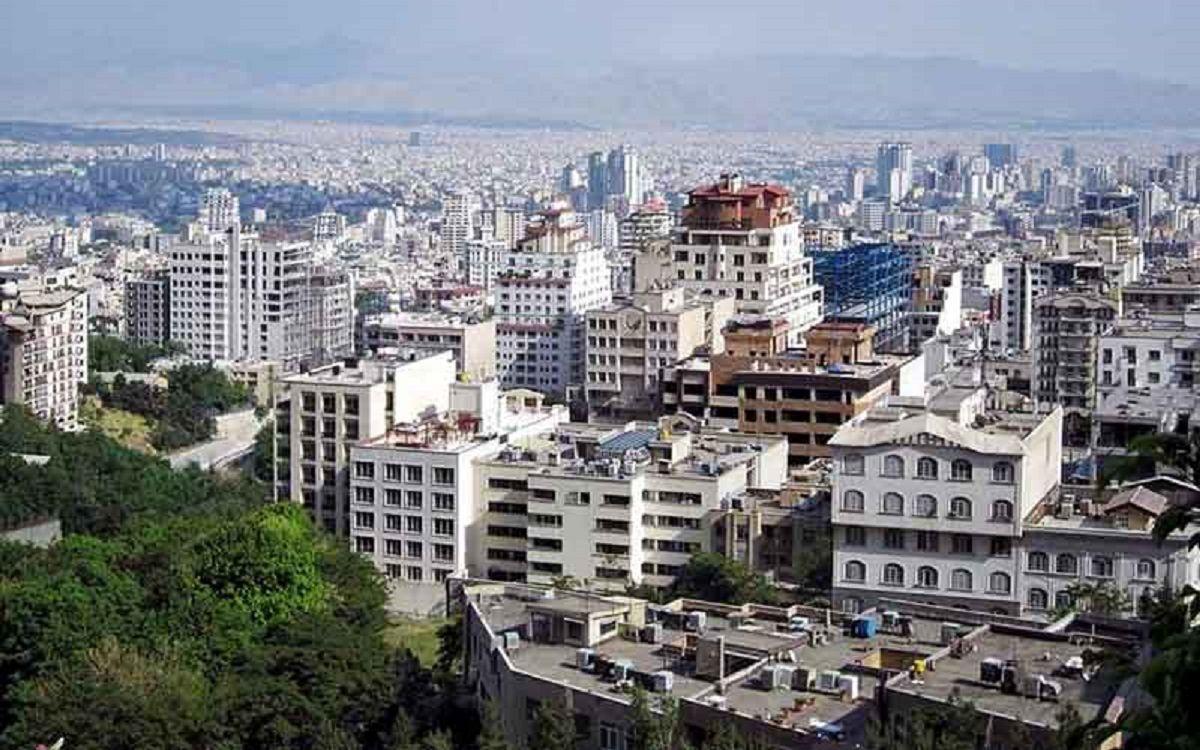 نیمی از خانههای خالی کشور در تهران است