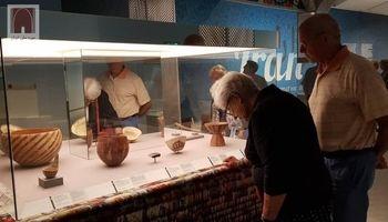 نمایش ۳۰۰شیء تاریخی اسپانیا در موزه ملی ایران