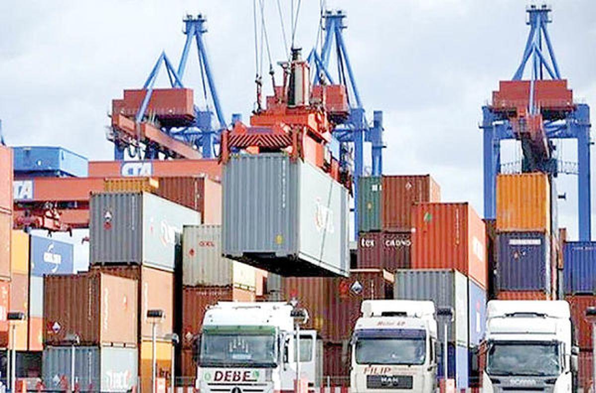 جزئیات تجارت خارجی ۳۰میلیارد دلاری کشور در نیمه اول سال
