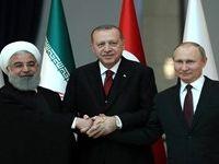 تلآویو از نشست ایران، روسیه و ترکیه ابراز ناخرسندی کرد