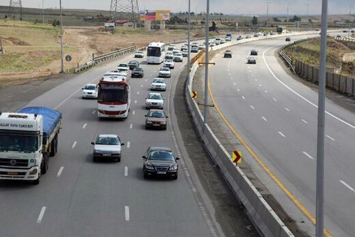 افزایش ۹۳درصدی تردد بین استانی در نوروز