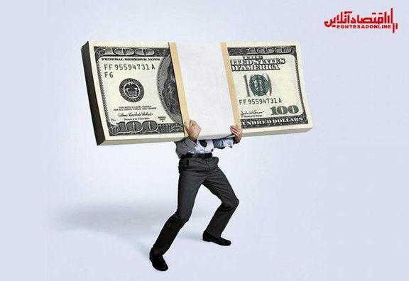 کاهش سهم اوراق دلاری از سبد ارزی روسیه
